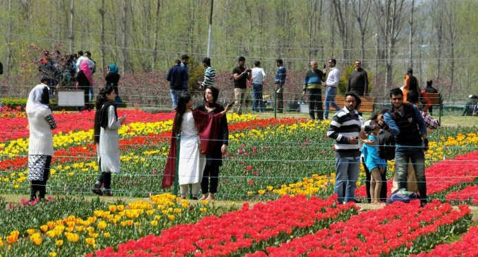 Covid-19 Surge: Govt Closes All Paid Public Parks For Visitors In J&K
