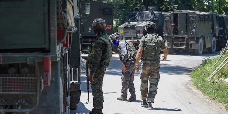 Low intensity IED blast in Shopian, no loss of life or injury